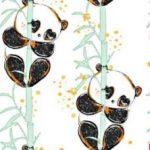 Panda Menthe & Or