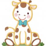 Girafe Petit Noeud